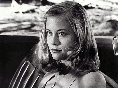Cybill Shepherd in The Last Picture Show. She's 65 today.